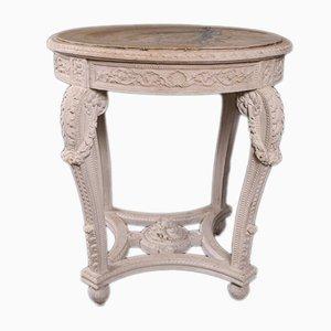 Antiker französischer Esstisch aus Holz