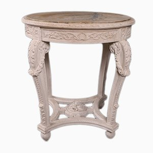 Antique French Wooden Dining Table
