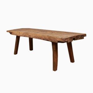 Table Basse Antique en Orme, France