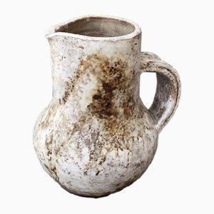 Brocca Mid-Century in ceramica di Alexandre Kostanda, anni '60