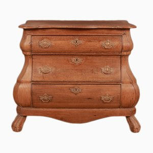 Antique Oak Commode, 1860s