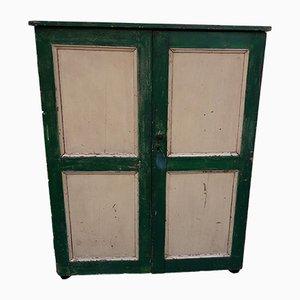 Antique Victorian Pine Cupboard