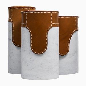 Profili Behälter von Gumdesign für La Casa di Pietra, 3er Set