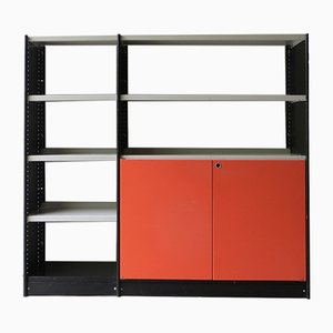 Libreria da ufficio Stabilux di Friso Kramer per Ahrend De Cirkel, anni '50