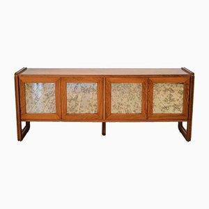 Mid-Century Italian Modern Rosewood Sideboard, 1960s