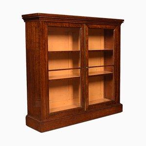 Antique Mahogany Shelf