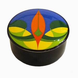 Kaleidoscope No. 2 Jewelry Box from Villeroy & Boch, 1980s