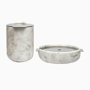 Remote Connections Containers by Gumdesign for La Casa di Pietra, Set of 2