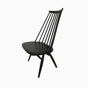 Mademoiselle Wooden Armchair by Ilmari Tapiovaara for Edsby Verken, 1960s