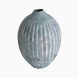 Vase en Céramique par Peter Beard, 1970s