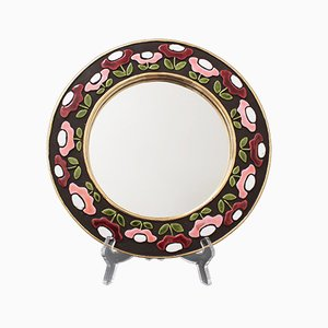 Mid-Century French Mirror by François Lembo, 1960s