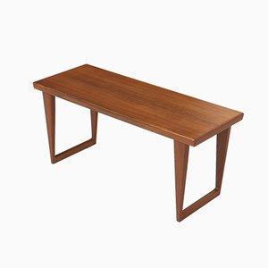 Tavolino nr. 35 in teak di Kai Kristiansen per Aksel Kjersgaard, Danimarca, anni '60