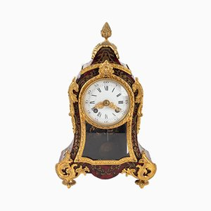 Antique Napoleon III Style French Gilt Bronze Clock