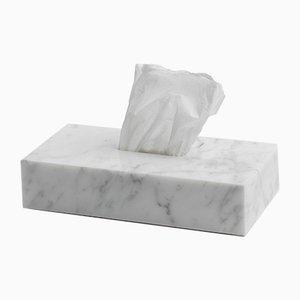 Caja para pañuelos de papel de mármol de FiammettaV Home Collection