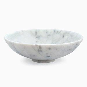 Scodella in marmo bianco di Carrara di FiammettaV Home Collection