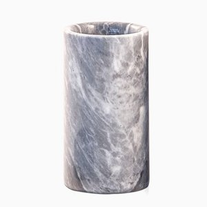Grey Marble Toothbrush Holder from FiammettaV Home Collection