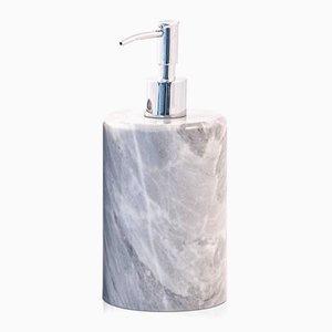 Grauer Seifenspender aus Marmor von FiammettaV Home Collection