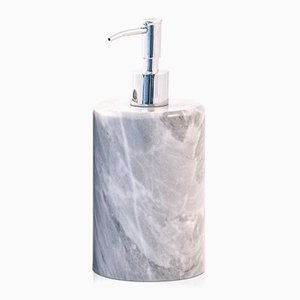 Grey Marble Soap Dispenser from FiammettaV Home Collection