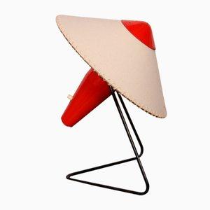 Metal Table Lamp by Helena Frantova for Okolo, 1950s