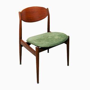 Italienische Esszimmerstühle von Leonardo Fiori für ISA Bergamo, 1950er, 8er Set