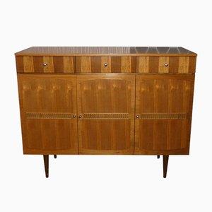 Kleines Mid-Century Sideboard aus Holz, 1960er