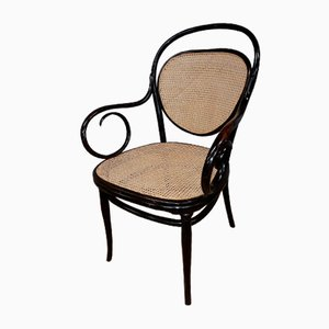No.3 Bentwood Armchair from Thonet, 1860s