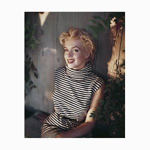 Marilyn Monroe Print by Baron