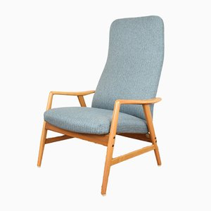 Danish Lounge Chair by Alf Svensson for Fritz Hansen, 1960s