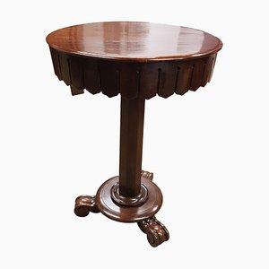 Tavolino vittoriano regolabile