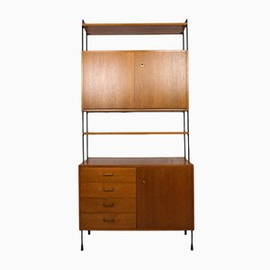 Model Omnia German Shelf by Ernst-Dieter Hilker for Hilker, 1960s