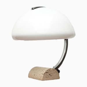 Mid-Century Italian Table Lamp by Elio Martinelli, 1970s