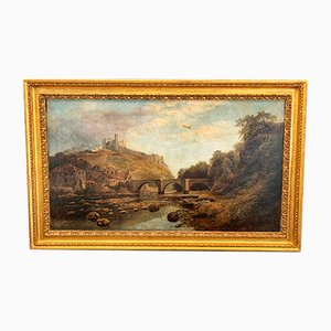 Antique Oil Painting by John Syer