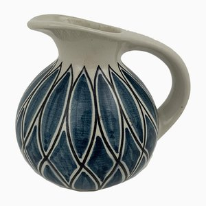 Ceramic Pot by Kai Klinge for E & J Ceramics, 1950s