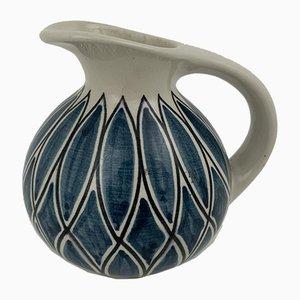 Maceta de cerámica de Kai Klinge para E & J Ceramics, años 50