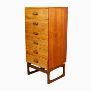 Teak Dresser by R. Bennett for G PLAN, 1960s
