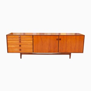 Afromosia Teak Sideboard by Ib Kofod Larsen for G-Plan, 1960s