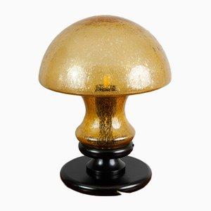 Lampe Mushroom en Verre Soufflé à la Main de Doria Leuchten, Allemagne, 1970s