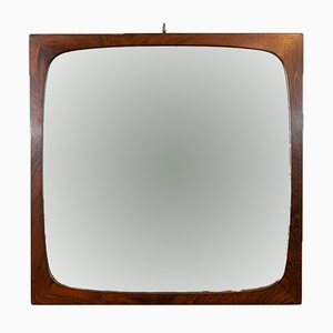 Mirror by Kai Kristiansen for Aksel Kjersgaard, 1960s