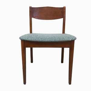Vintage Mid Century Scandinavian Dining Chairs, Set of 4