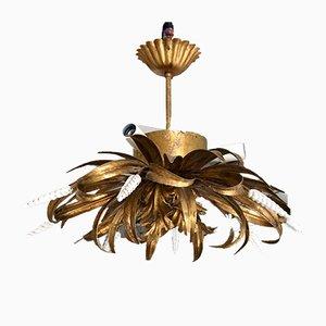 Lámpara de araña vintage de Hans Kögl