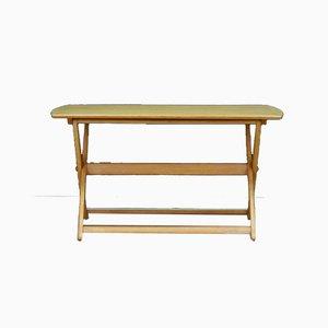 Table Basse Vintage en Frêne, Danemark, 1980s