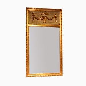 Trumeau Napoleon III XIX dorado