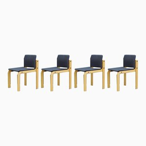 Vintage Chairs from Fritz Hansen, Set of 6