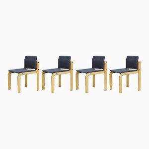 Vintage Stühle von Fritz Hansen, 6er Set