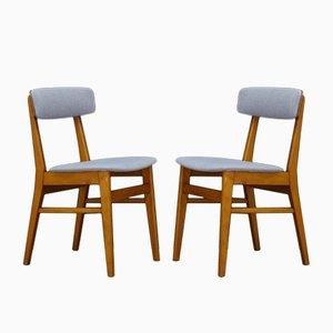 Dänische Vintage Stühle von Farstrup, 2er Set