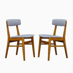 Vintage Danish Chairs from Farstrup, Set of 2