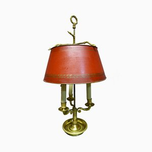 Antique French Bronze Floor Lamp