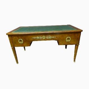 Antiker Empire Schreibtisch aus Mahagoni