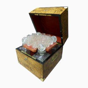 Boîte à Liqueur Antique