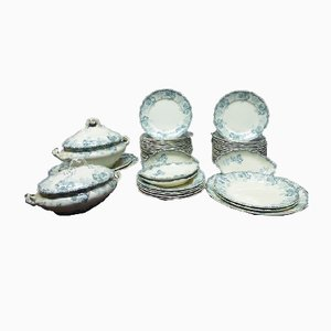 Vintage 55-Piece Table Service Set from Choisy Le Roi